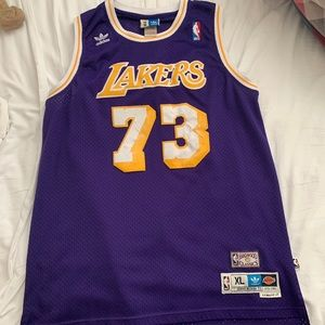 Other - Lakers jersey Rodman xl